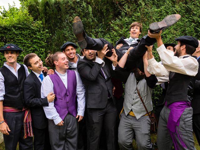 La boda de Imanol y Sofía en Vitoria-gasteiz, Álava 33