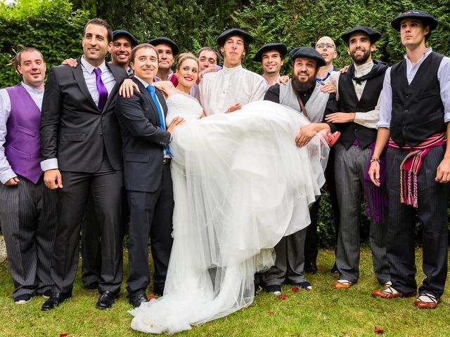 La boda de Imanol y Sofía en Vitoria-gasteiz, Álava 31