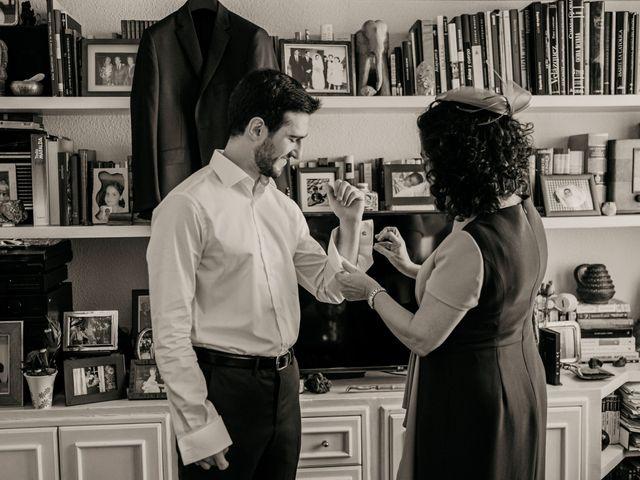 La boda de Juan y Beatriz en San Sebastian De Los Reyes, Madrid 8
