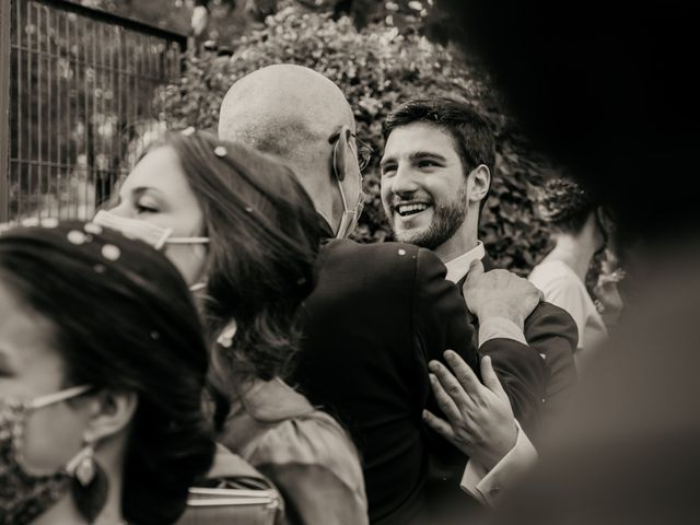 La boda de Juan y Beatriz en San Sebastian De Los Reyes, Madrid 34