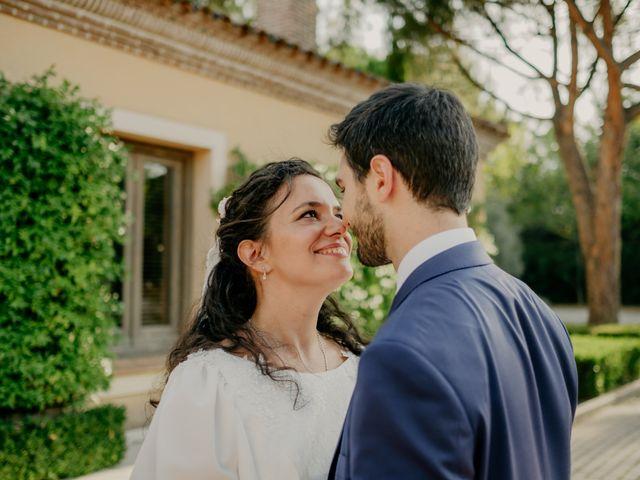 La boda de Juan y Beatriz en San Sebastian De Los Reyes, Madrid 48