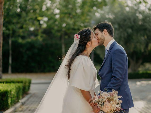 La boda de Juan y Beatriz en San Sebastian De Los Reyes, Madrid 51