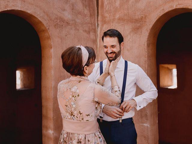 La boda de Mª Carmen y Emilio en Manzanares, Ciudad Real 15