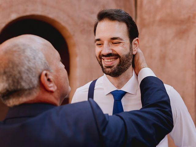 La boda de Mª Carmen y Emilio en Manzanares, Ciudad Real 17
