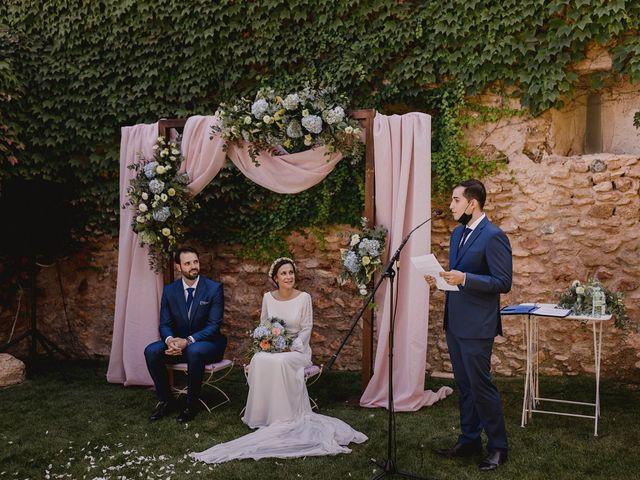 La boda de Mª Carmen y Emilio en Manzanares, Ciudad Real 103