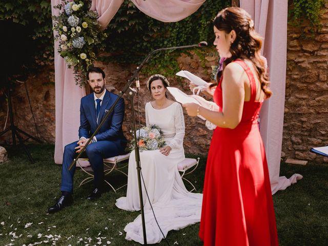 La boda de Mª Carmen y Emilio en Manzanares, Ciudad Real 123