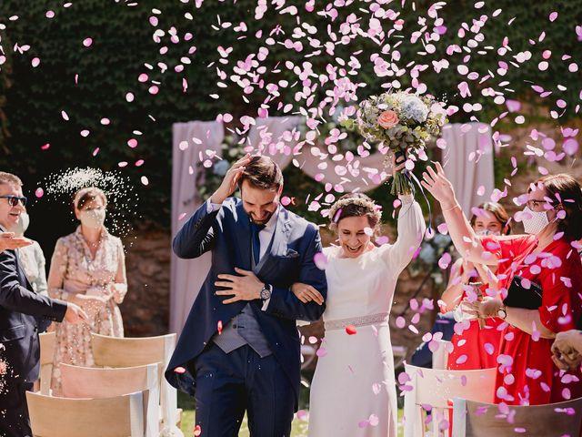 La boda de Mª Carmen y Emilio en Manzanares, Ciudad Real 130