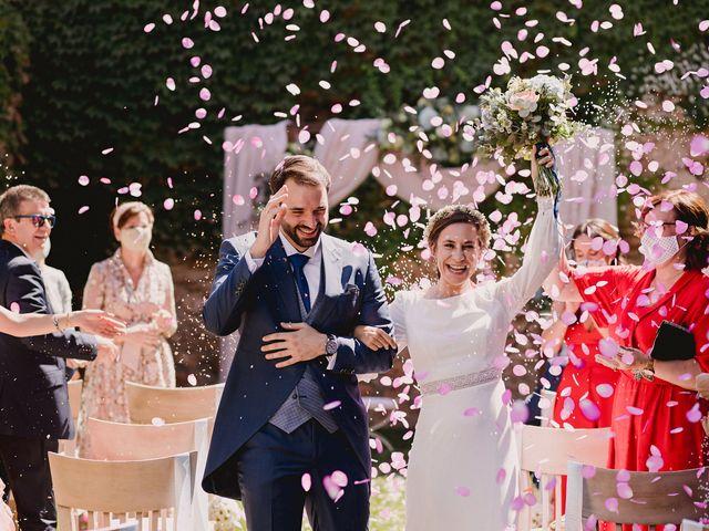 La boda de Mª Carmen y Emilio en Manzanares, Ciudad Real 131