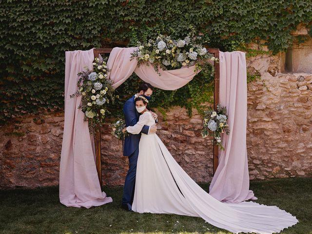 La boda de Mª Carmen y Emilio en Manzanares, Ciudad Real 139