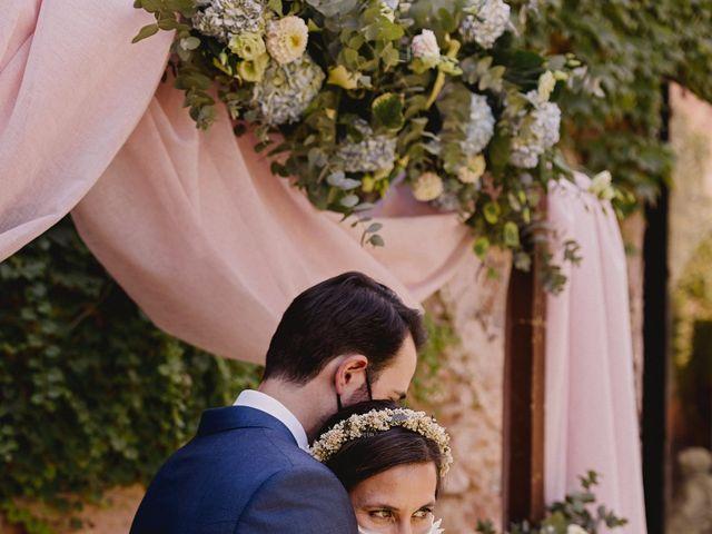 La boda de Mª Carmen y Emilio en Manzanares, Ciudad Real 140