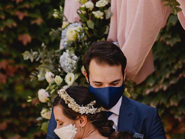 La boda de Mª Carmen y Emilio en Manzanares, Ciudad Real 141