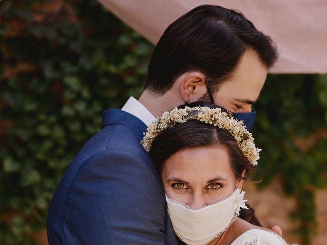La boda de Mª Carmen y Emilio en Manzanares, Ciudad Real 142
