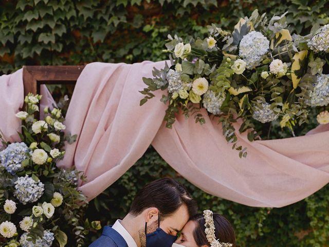 La boda de Mª Carmen y Emilio en Manzanares, Ciudad Real 143