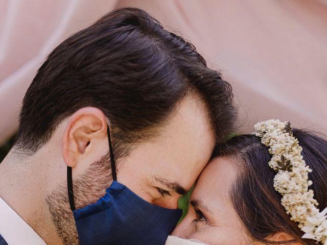 La boda de Mª Carmen y Emilio en Manzanares, Ciudad Real 144