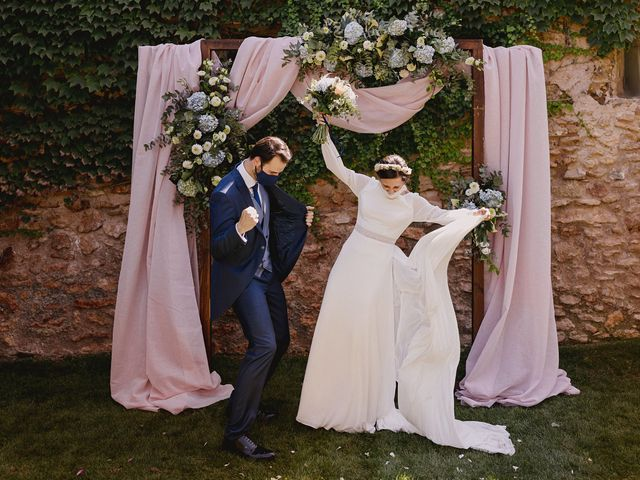 La boda de Mª Carmen y Emilio en Manzanares, Ciudad Real 145