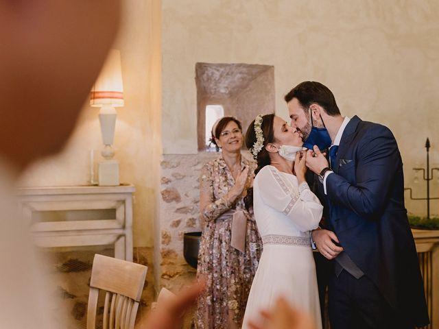 La boda de Mª Carmen y Emilio en Manzanares, Ciudad Real 171