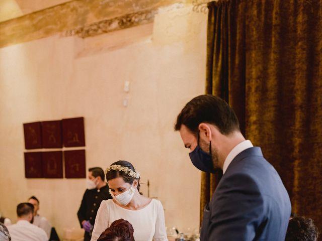 La boda de Mª Carmen y Emilio en Manzanares, Ciudad Real 173