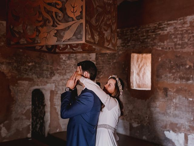 La boda de Mª Carmen y Emilio en Manzanares, Ciudad Real 192