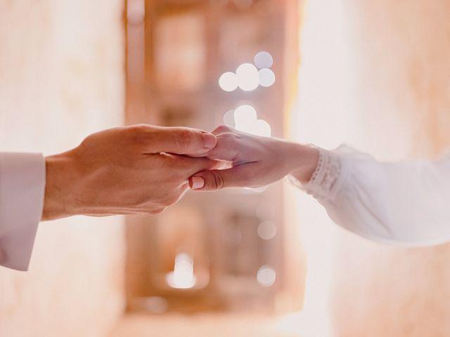 La boda de Mª Carmen y Emilio en Manzanares, Ciudad Real 196