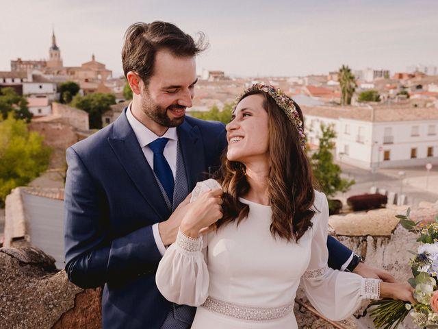 La boda de Mª Carmen y Emilio en Manzanares, Ciudad Real 200