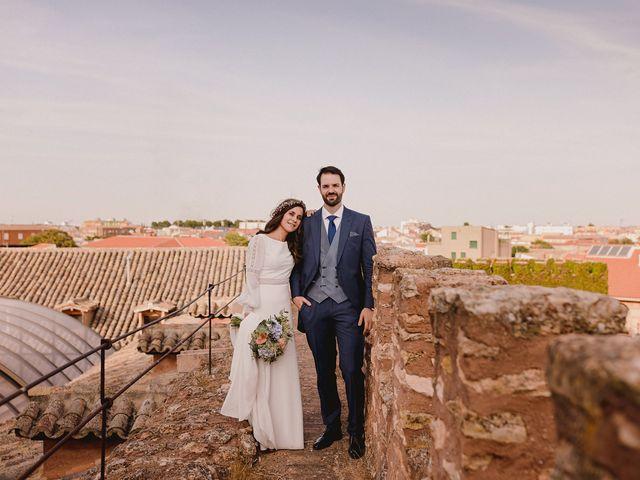 La boda de Mª Carmen y Emilio en Manzanares, Ciudad Real 1