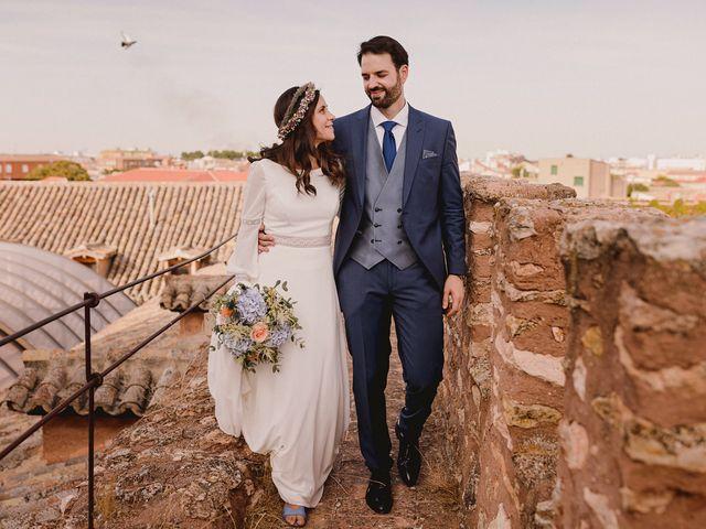 La boda de Mª Carmen y Emilio en Manzanares, Ciudad Real 202