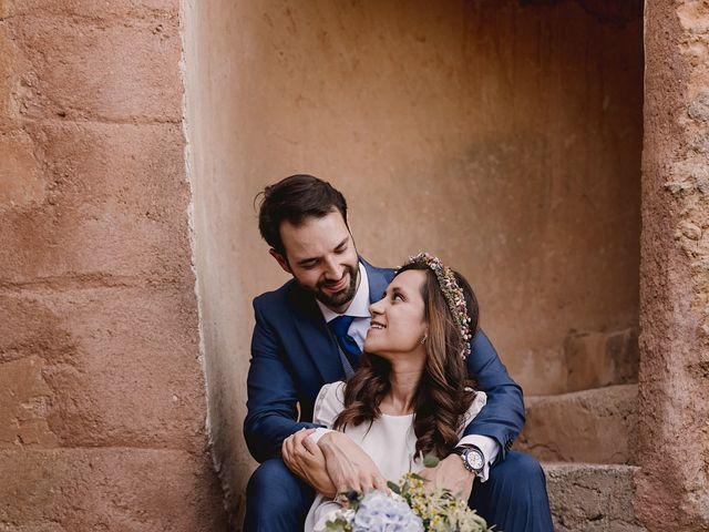 La boda de Mª Carmen y Emilio en Manzanares, Ciudad Real 204