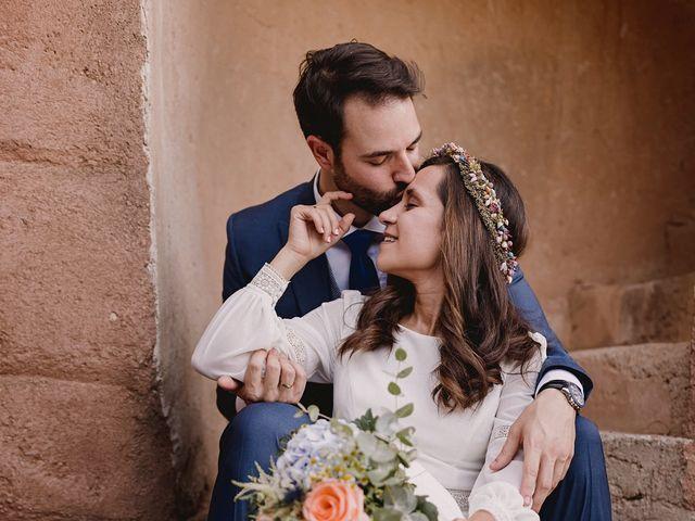 La boda de Mª Carmen y Emilio en Manzanares, Ciudad Real 210