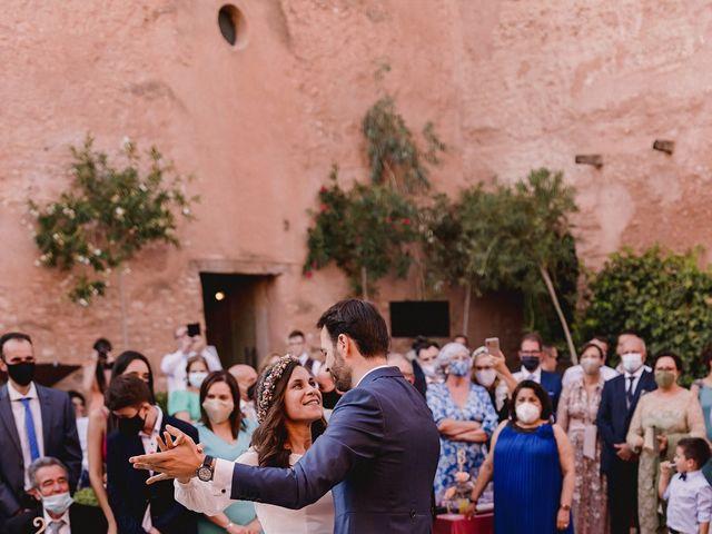 La boda de Mª Carmen y Emilio en Manzanares, Ciudad Real 228