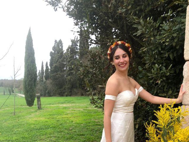 La boda de Alex y Kristel  en Riudellots De La Selva, Girona 3