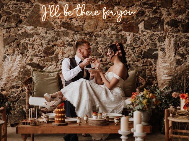 La boda de Kristel  y Alex