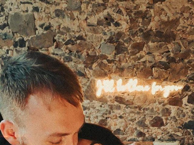 La boda de Alex y Kristel  en Riudellots De La Selva, Girona 1