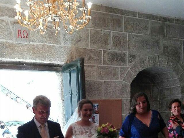 La boda de Jose y Andrea en Ribadavia, Orense 3