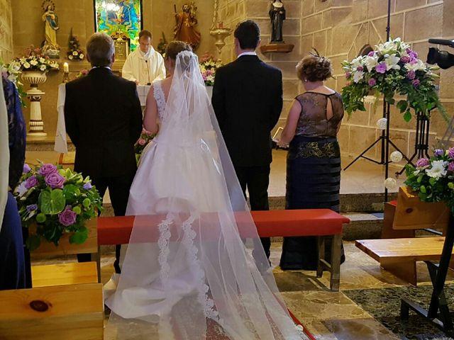 La boda de Jose y Andrea en Ribadavia, Orense 6