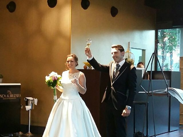 La boda de Jose y Andrea en Ribadavia, Orense 1