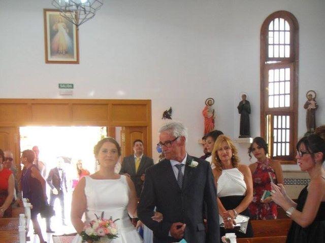 La boda de Antonio y Tamara en Algeciras, Cádiz 1
