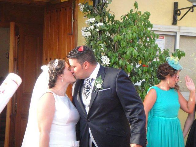 La boda de Tamara y Antonio