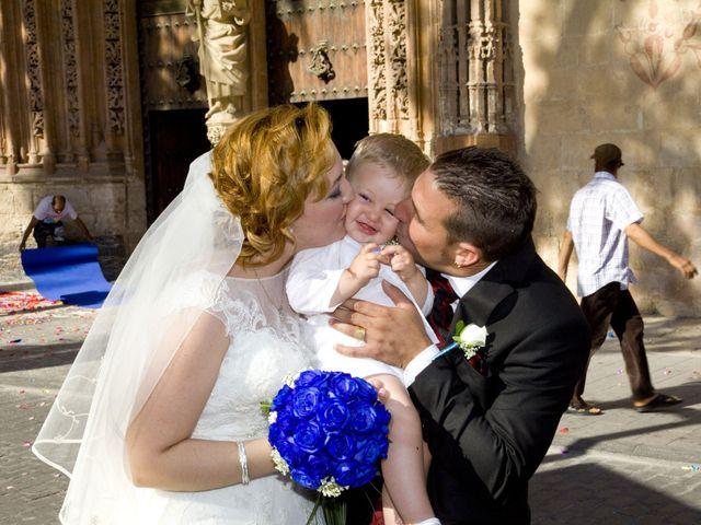 La boda de Fernando y Cintia en Orihuela, Alicante 2