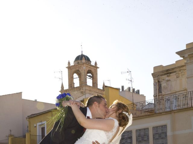 La boda de Fernando y Cintia en Orihuela, Alicante 4