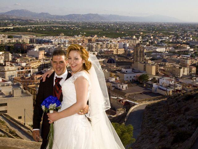 La boda de Fernando y Cintia en Orihuela, Alicante 5