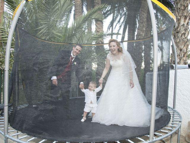 La boda de Fernando y Cintia en Orihuela, Alicante 6