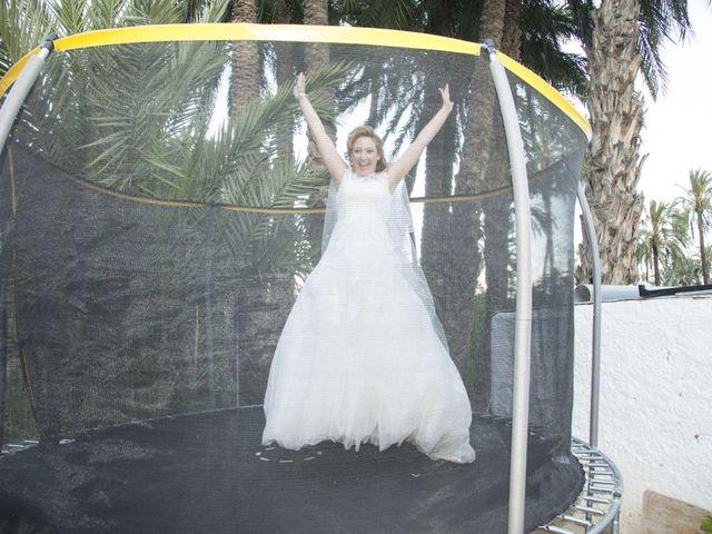 La boda de Fernando y Cintia en Orihuela, Alicante 7