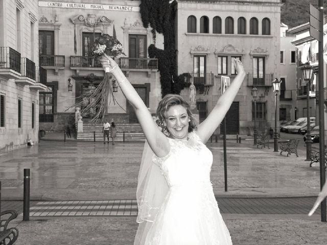 La boda de Fernando y Cintia en Orihuela, Alicante 10