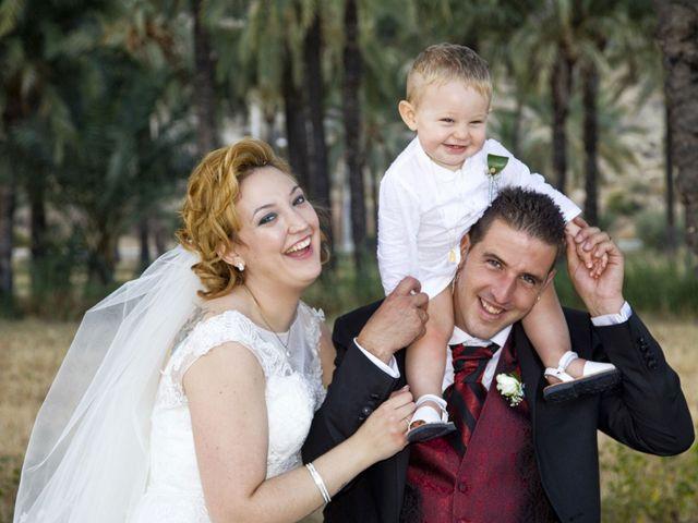 La boda de Fernando y Cintia en Orihuela, Alicante 11