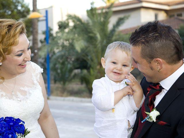 La boda de Fernando y Cintia en Orihuela, Alicante 12