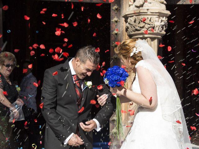 La boda de Fernando y Cintia en Orihuela, Alicante 14