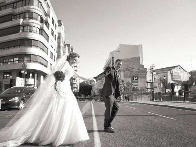 La boda de Fernando y Cintia en Orihuela, Alicante 24