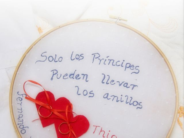 La boda de Fernando y Cintia en Orihuela, Alicante 29