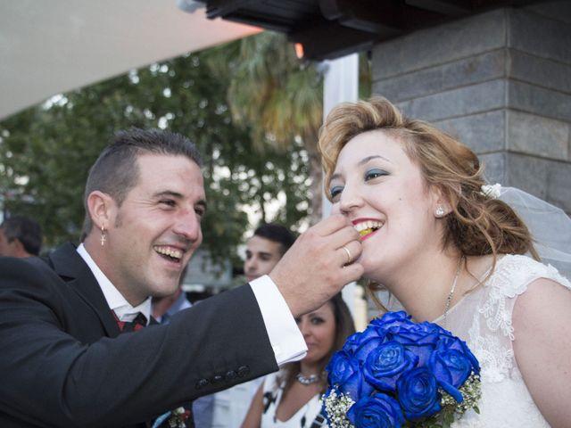 La boda de Fernando y Cintia en Orihuela, Alicante 34