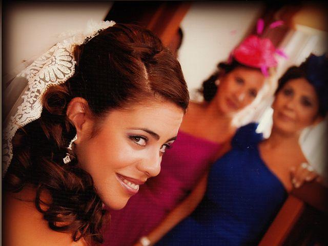 La boda de Cinthia y Pablo en Málaga, Málaga 3